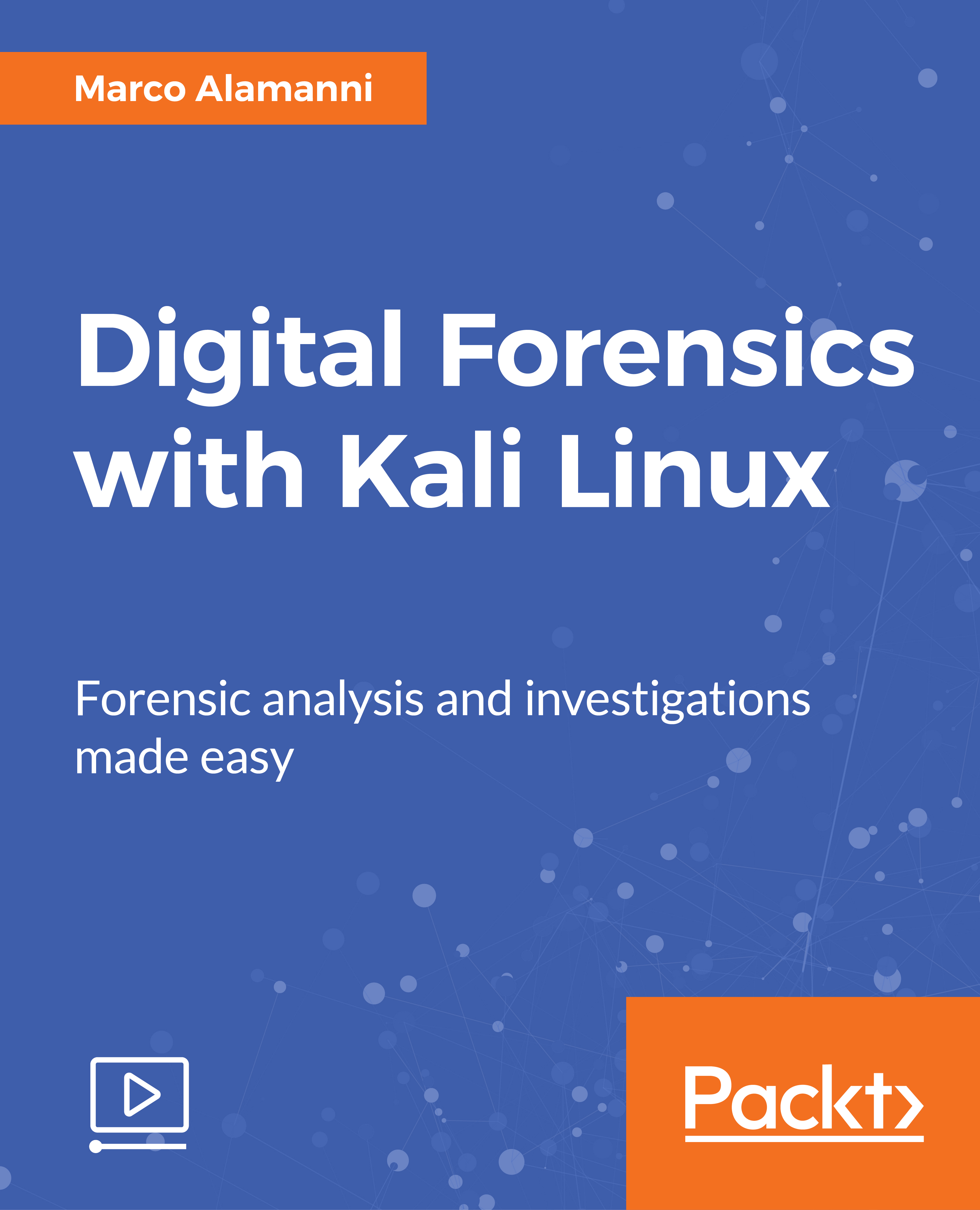 Digital Forensics with Kali Linux cover